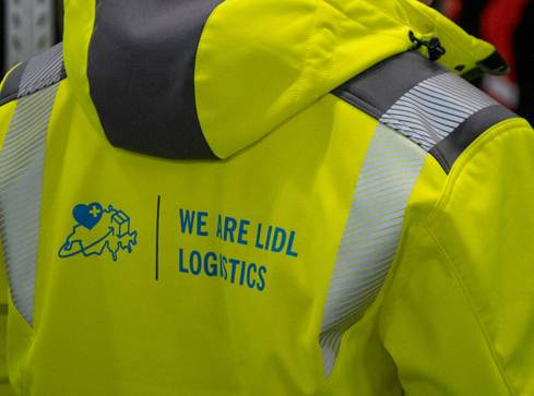 we are lidl logistics