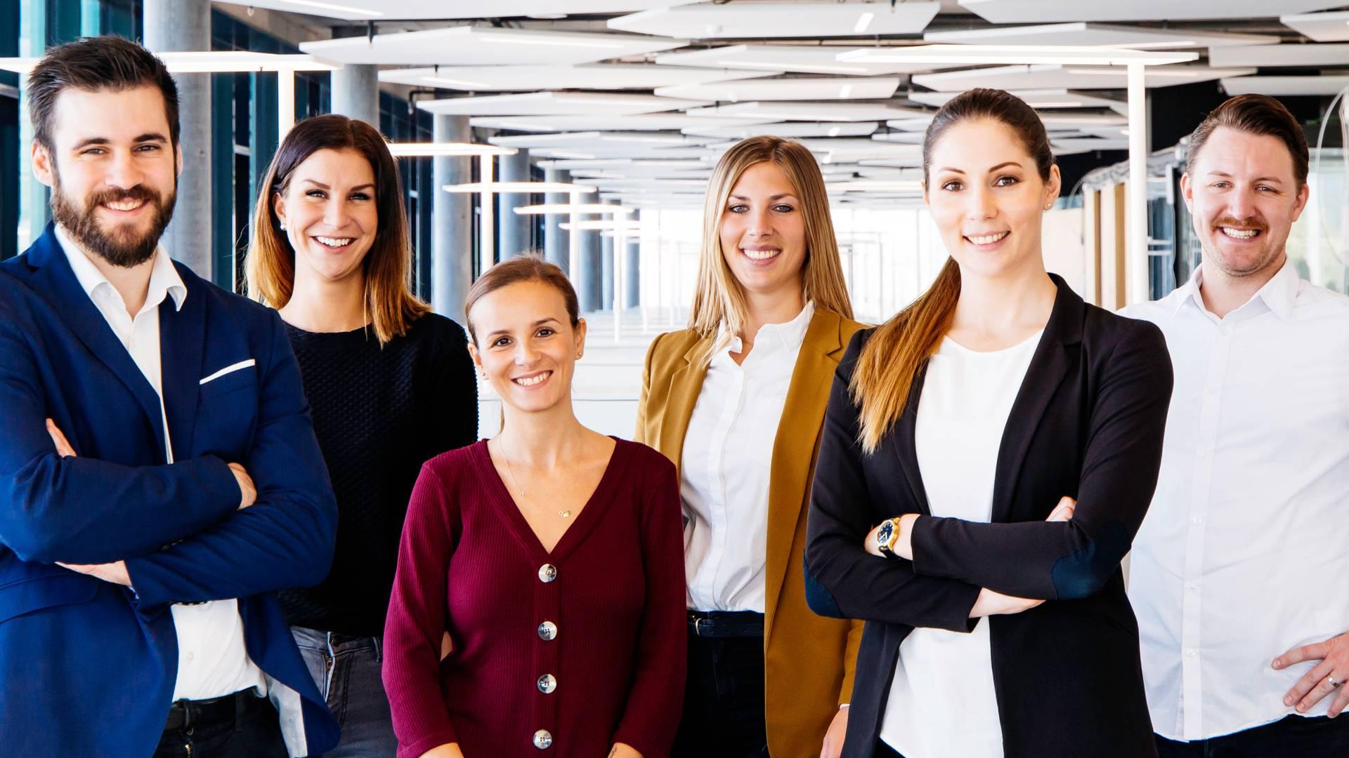 team comunicazione aziendale